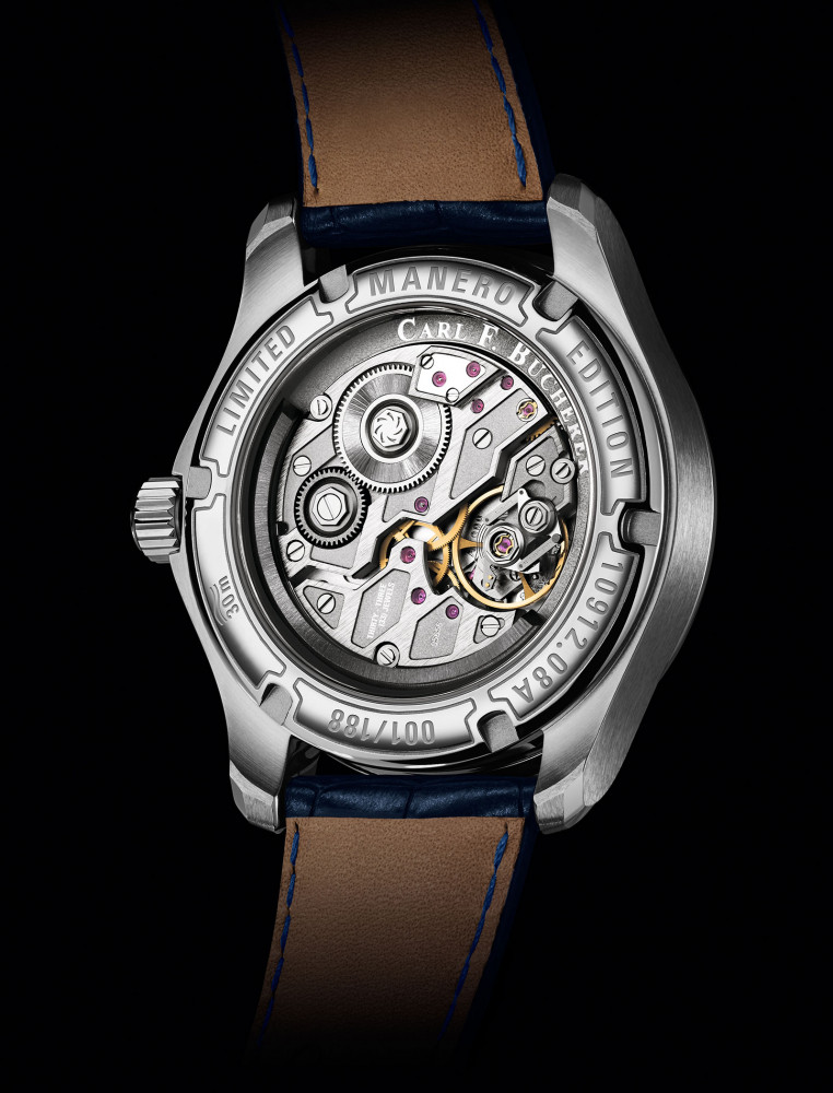 Carl F. Bucherer Manero PowerReserve