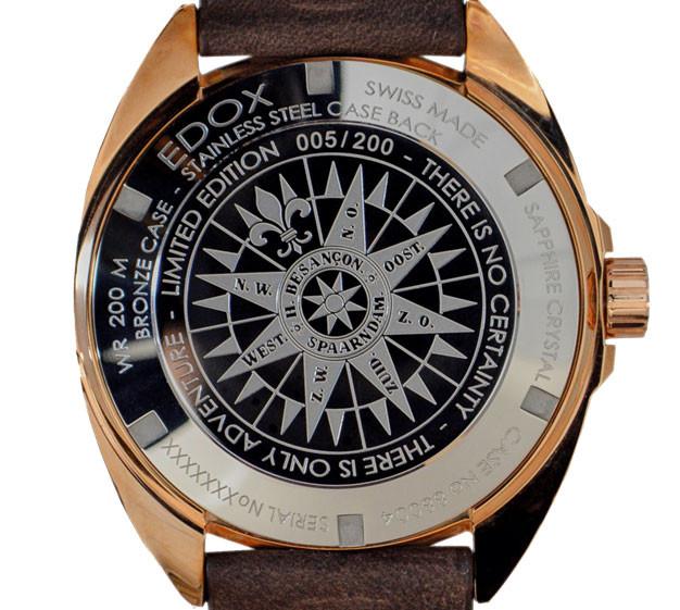 Edox Delfin Fleet 1650 Limited Edition