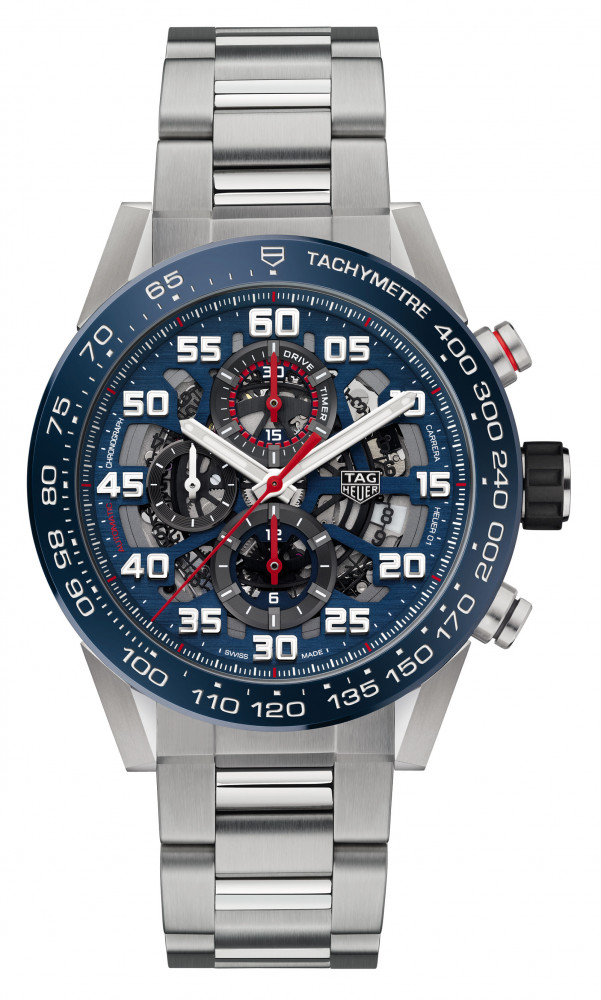 TAG Heuer Carrera Heuer-01 Red Bull Racing Special Edition