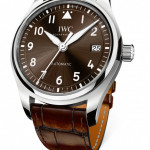 IWC launches new Pilot's watches in Saint-Exupéry design