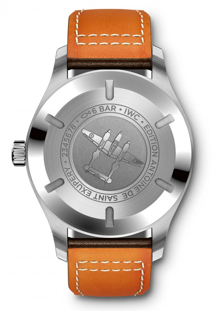 "IWC Pilot's Watch Mark XVIII Edition ""Antoine de Saint Exupéry,"" reference  IW327003"