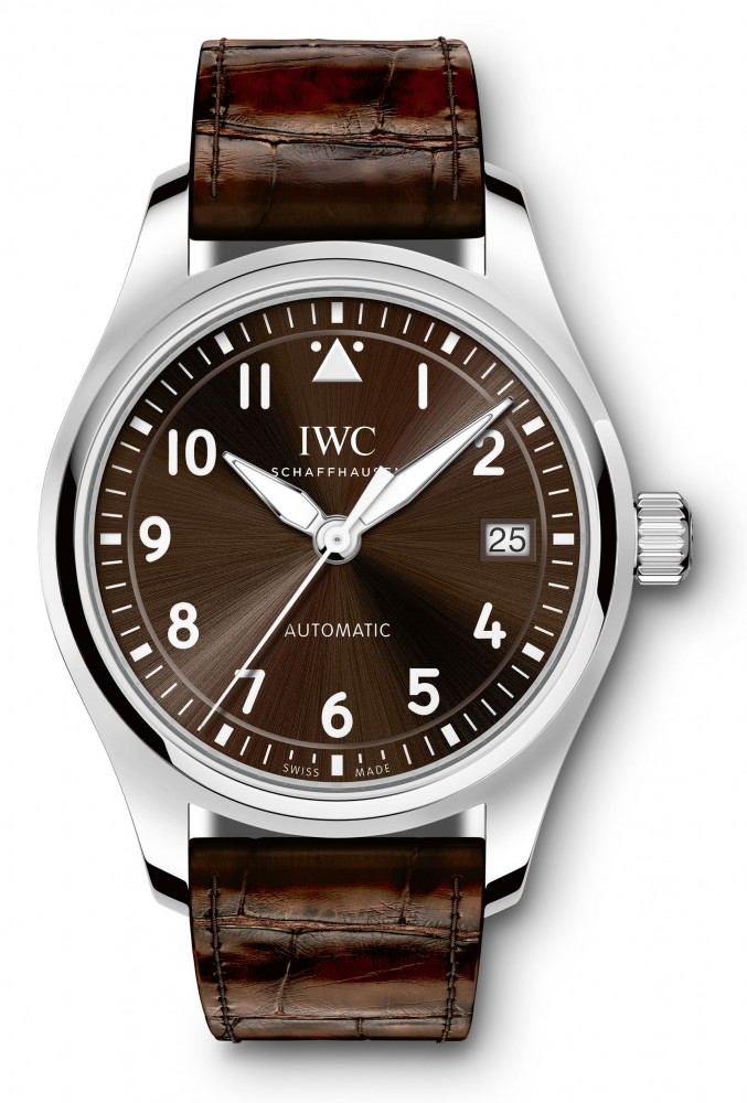 the IWC Pilot's Watch Automatic 36, reference IW324009