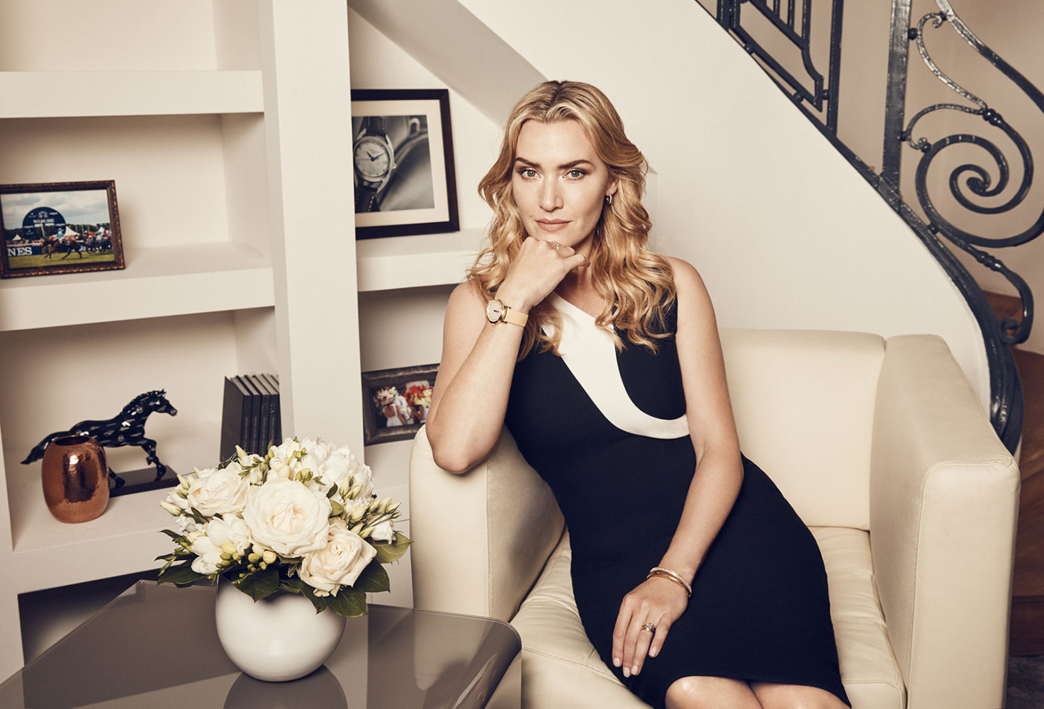 Longines introduces Flagship Heritage by Kate Winslet