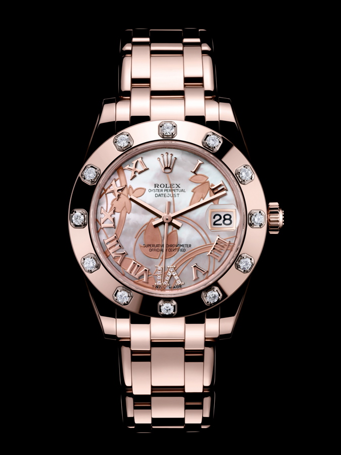 The New Oyster Perpetual Datejust Special Edition