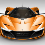 Bell & Ross AeroGT Orange