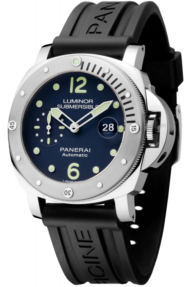 Panerai Luminor Submersible Automatic Acciaio 44mm Limited Edition PAM 00731