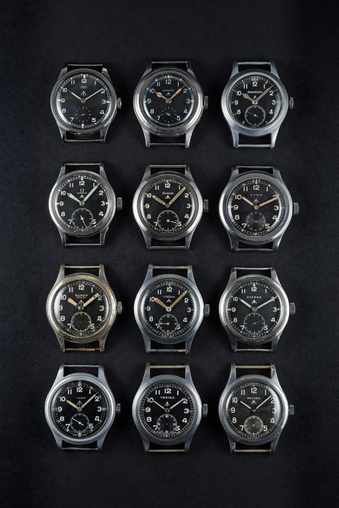 Dirty Dozen Watches