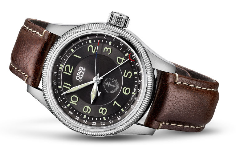 The PA Charles de Gaulle Oris Limited Edition