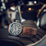Zenith Pilot Ton Up for the Distinguished Gentleman's Ride 2017