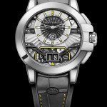 Harry Winston Ocean Big Date for Only Watch 2017