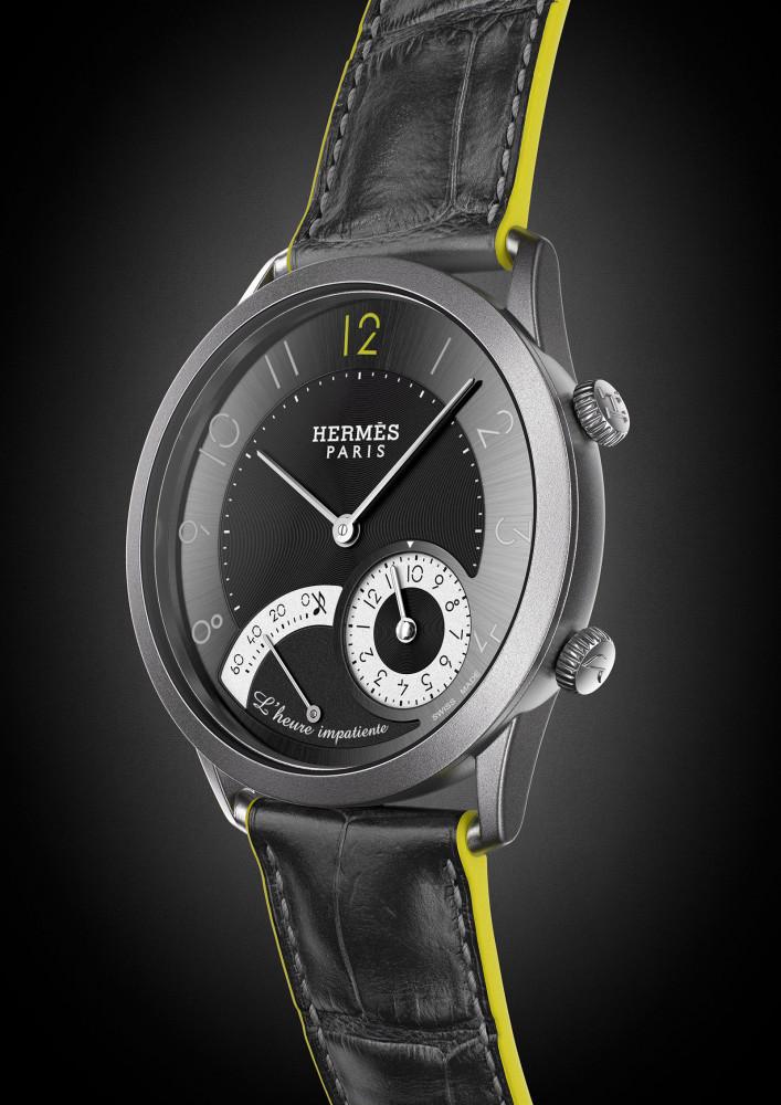 Hermes Slim d'Hermès L'heure Impatiente for Only Watch 2017