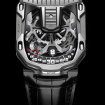 Urwerk The UR-105 CT Streamliner