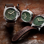 Panerai Green Dial Edition