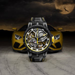 Roger Dubuis Excalibur Aventador S in partnership with Lamborghini