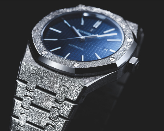 c09a2564c In 2017, the house of Audemars Piguet celebrates the 40th anniversary of  its emblematic Royal Oak model. To mark this special occasion, the famous  Swiss ...