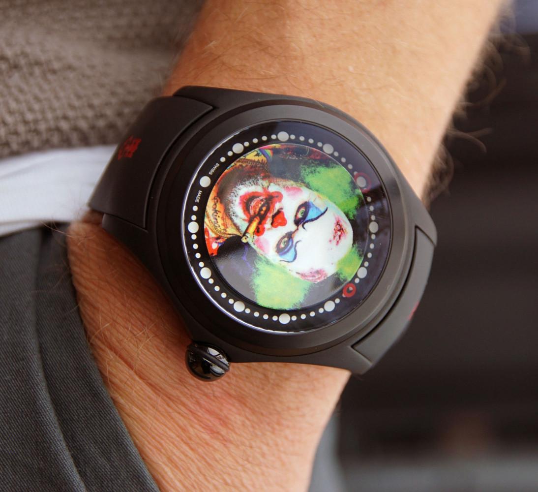 corum luxury hand watch