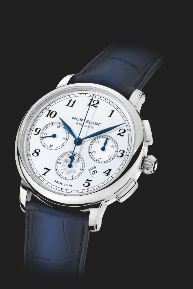 cdf198a4587 Montblanc Star Legacy Chronographs for SIHH 2018 - Luxois