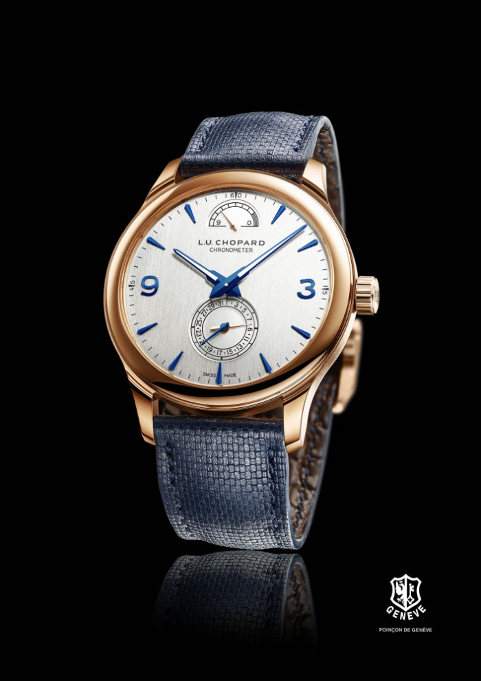 0bc88342bfea87 Ahead of the BaselWorld 2018, the house of Chopard introduces a new version  of its iconic L.U.C Quattro watch. This contemporary, elegant timepiece is  built ...