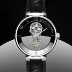 136408cc59c7 Louis Vuitton Tambour Moon Mystérieuse Flying Tourbillon
