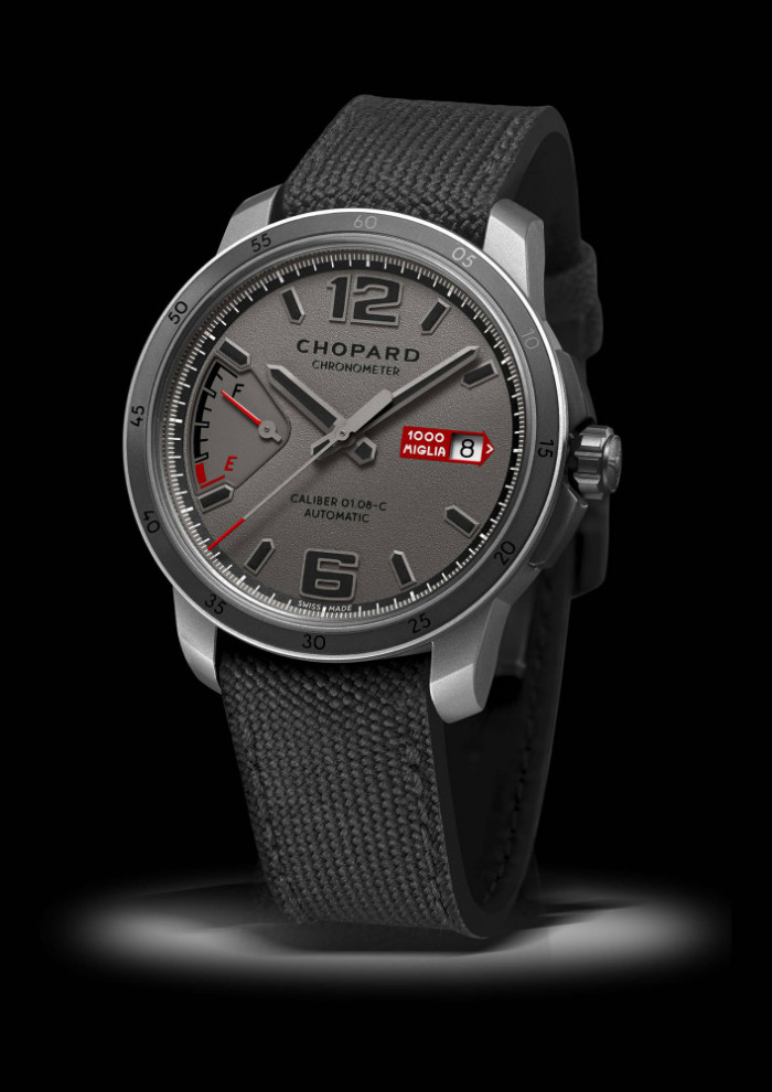 584a3081161 Chopard Mille Miglia GTS Power Control Grigo Speciale - Luxois