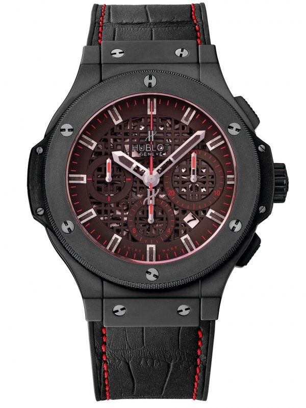 Hublot Big Bang Jet Li watch