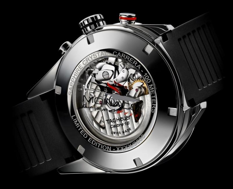 TAG Heuer Carrera Calibre 16 Chronograph - Luxois ce9557774f9f