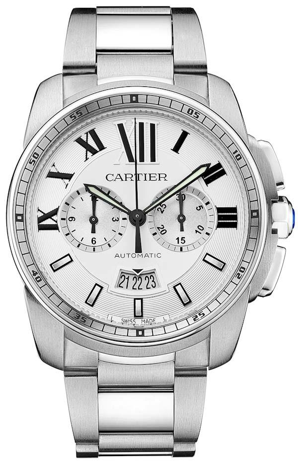 cartier calibre chronograph for sihh 2013 luxois marina