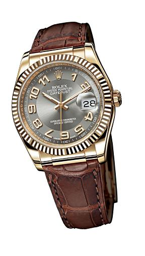 Rolex Oyster Perpetual DateJust - Watch Out