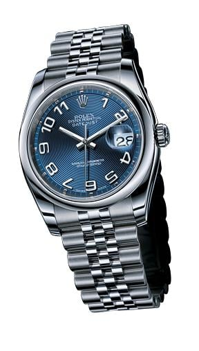 Rolex Oyster Perpetual Datejust 18k 750
