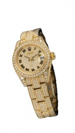 Rolex Oyster Perpetual Lady-datejust M179458-0002