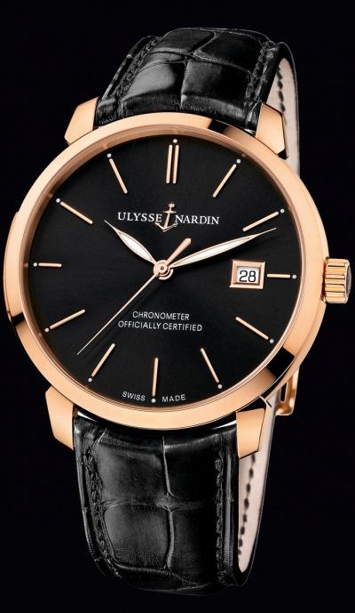 правильно часы ulysse nardin classico рекомендуется дарить
