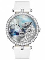 Van Cleef & Arpels Extraordinary dials Lady Arples Polar Landscape Bear Portrait